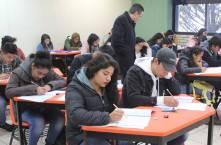 presentan aspirantes examen de admisión en itesa 3