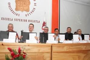 realiza rector de la uaeh firma de convenios de colaboración en huejutla