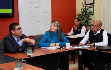 realizan reunión interinstitucional en beneficio de las y los jóvenes hidalguenses