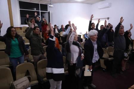 reestructura ayuntamiento comisiones de comercio y abasto; atención a migrantes y salud y sanidad en mineral de la reforma