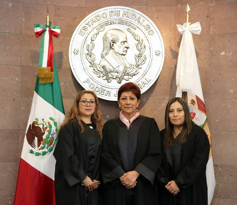 rindieron protesta dos nuevas juezas del fuero común1