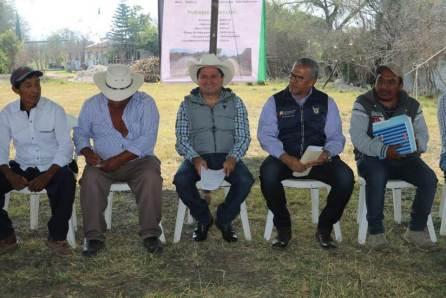 sopot da banderazo de obras en ixmiquilpan