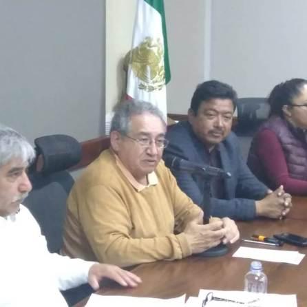 total solidaridad de la lxiv legislatura con tlahuelilpan, baptista gonzález