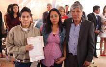 200 parejas de Tizayuca unen su vida legalmente en la 8
