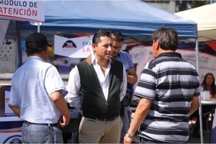 """Acciones por tu colonia visita la """"11 de Julio"""", en Mineral de la Reforma2"""