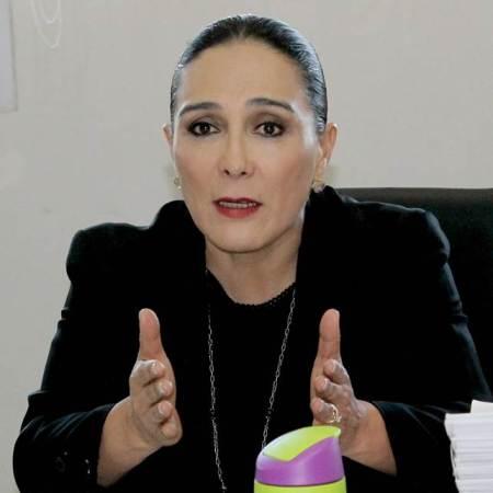 Agenda impostergable, Erika Rodríguez