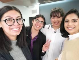 Alumnas de la EMEH llevarán sus composiciones a Bellas Artes1