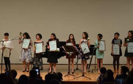 Alumnas de la EMEH llevarán sus composiciones a Bellas Artes2