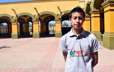 Alumno de la Universidad Tecnológica de Mineral de la Reforma logra pase a la etapa semifinal del concurso TIC Huawei México1