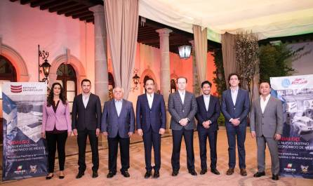 Anuncia Gobernador Omar Fayad dos nuevas inversiones por 4,000 millones de pesos6