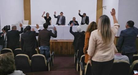 Aprueba ayuntamiento de Mineral de la Reforma actas de las 32ª y 33ª Sesiones Extraordinarias 1