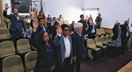 Aprueba Ayuntamiento de Mineral de la Reforma actas de las 32ª y 33ª Sesiones Extraordinarias 2