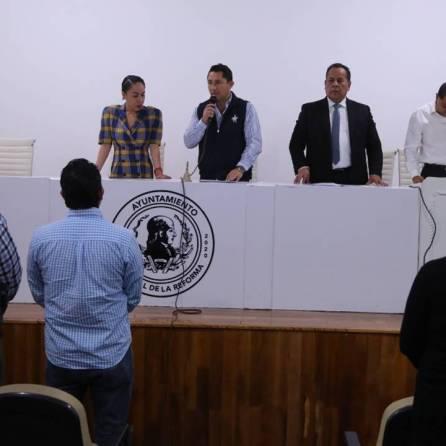 Aprueba ayuntamiento de Mineral de la Reforma convocatoria para Presea Chicomecóatl 1