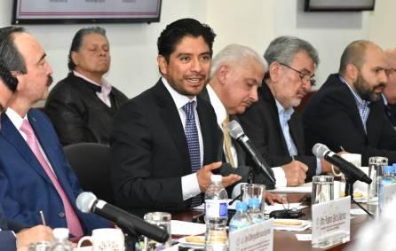 Asiste titular de SEDECO Hidalgo a reunión de la CONAGO con la Cámara de Comercio de Estados Unidos1