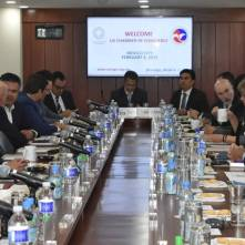 Asiste titular de SEDECO Hidalgo a reunión de la CONAGO con la Cámara de Comercio de Estados Unidos3