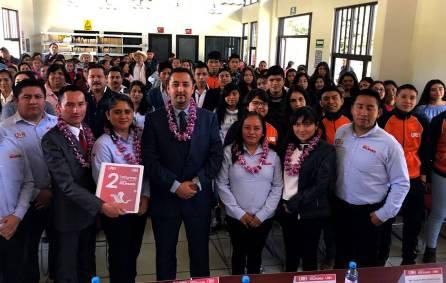 Becados, el 98% de alumnos en Preparatoria de Ixtlahuaco1