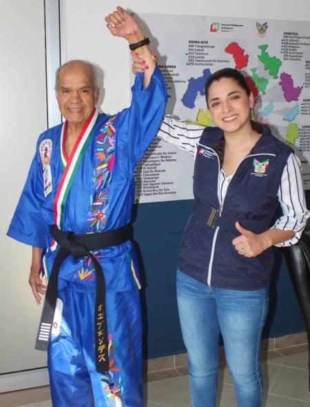 Busca Hugo Puentes un título más en el Gold Fighter México
