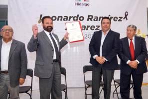 CDE del PRI realiza homenaje póstumo al priista Leonardo Ramírez Álvarez