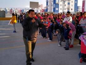 Celebran con actividades deportivas Día del Amor y la Amistad en Mineral de la Reforma 4