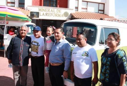 Celebran en Pachuquilla Día Nacional de la Combi2