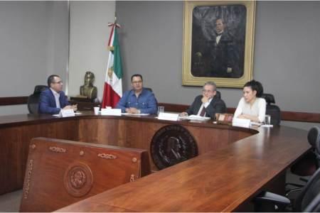 Celebran tercera sesión de Comisión Inspectora de la Auditoría Superior del Estado