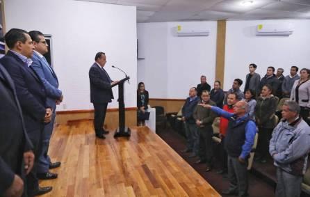 Celebrán la 1er Sesión extraordinaria de COPLADEM en Mineral de la Reforma 1
