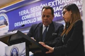 Celebrán la 1er Sesión extraordinaria de COPLADEM en Mineral de la Reforma 3