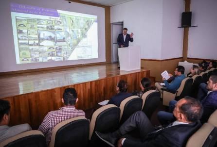 Cinco son los aspirantes al cargo de Cronista Municipal de Mineral de la Reforma 2