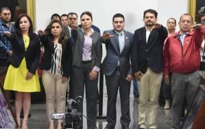 Clausuran actividades de la Diputación Permanente que fungió durante receso de la LXIV Legislatura de Hidalgo5