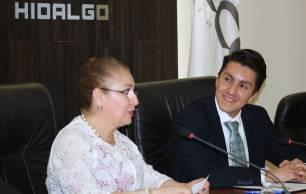 Comparte Contraloría de Hidalgo plataforma de Declaranet con el Estado de Durango 4