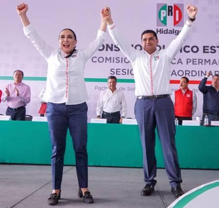 Con valentía y en democracia, el PRI elegirá a sus candidatos y dirigencia nacional7