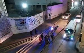 Con videovigilancia y operativo policial, disuaden riña callejera en Tulancingo1