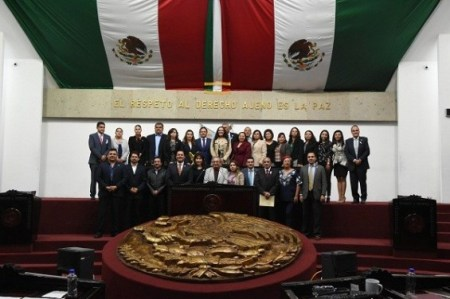 Congreso de Hidalgo saluda y respalda proyecto del presidente Andrés Manuel López Obrador de construir a mediano plazo una terminal aérea en Tizayuca