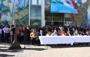 Conmemoran en Tizayuca el 198 Aniversario del Día de la Bandera1
