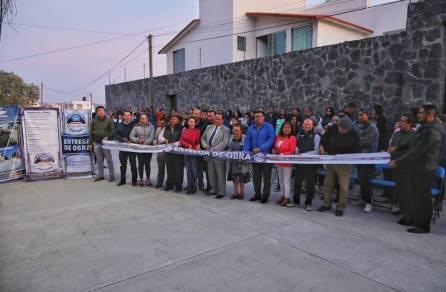 Continúan arranques de obra en Mineral de la Reforma3