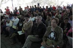 Continúan audiencias regionales del Gobierno, ahora fue en Sahagún