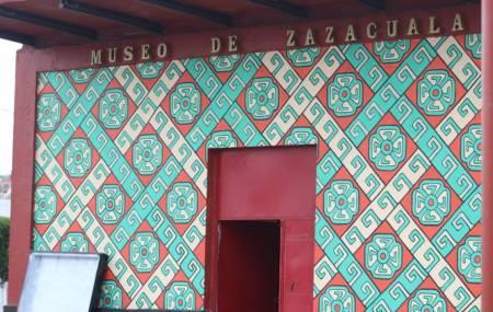 Continúan visitas guiadas en Museo de Zazacuala de Santiago Tulantepec1