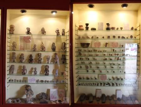 Continúan visitas guiadas en Museo de Zazacuala de Santiago Tulantepec2