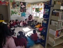 """Crean """"la hora del cuento"""" en bibliotecas de Santiago Tulantepec 2"""