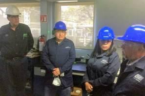 Diputados visitan Clarimex; revisan cumplimiento de las normas para el cuidado del medio ambiente