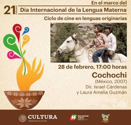 """""""Cochochi"""" una ventana abierta al universo cultural rarámuri, se presenta en el Romo de Vivar.jpg"""