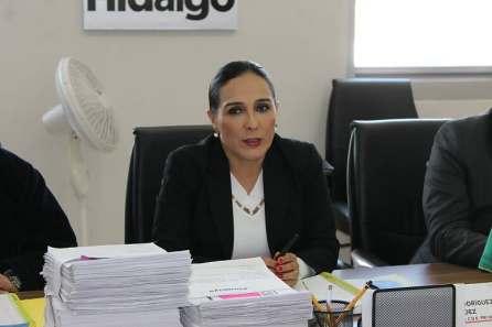 En el PRI hay visión y rumbo, Erika Rodríguez