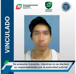 En Pachuca vinculan a proceso a un presunto responsable de agresión a mujer