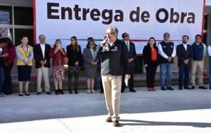 Entrega titular de SEPH obras de infraestructura educativa en Cuautepec1