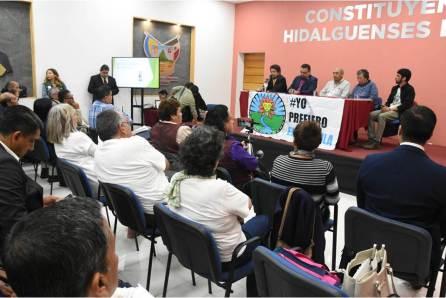 Entubamiento y jales en Zimapán, temas abordados en última jornada del Foro Ambiental4