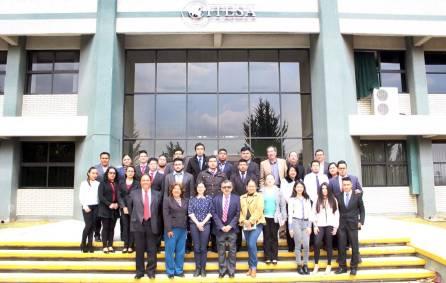 Estudiantes de ITESA presentan proyectos de emprendimiento al IHCE4