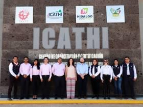 Gobierno de Yucatán reconoce modelo de capacitación implementado por la STPSH1
