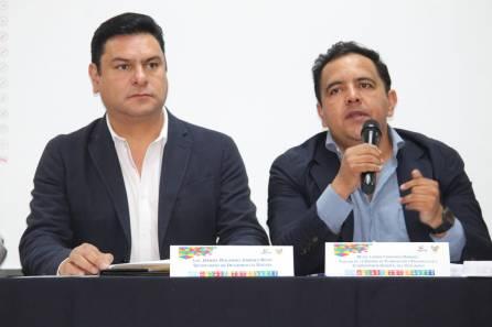 Hidalgo avanza desde una visión regional