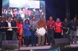 Inicia con gran éxito la Expo Feria Tizayuca 2019-1