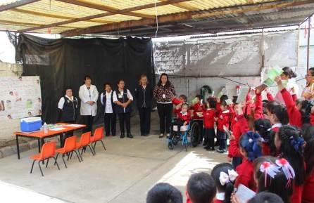 Inicia en Zempoala la Semana Nacional de Salud 2019-4